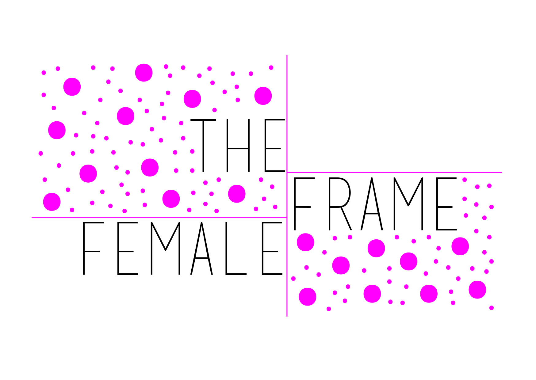 the female frame